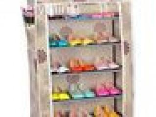 5 Wardrobe Layers Shoe Shelf