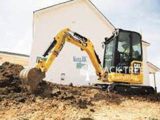 Rent Excavator - 120