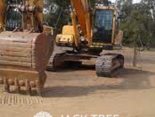 Excavator for Rent - 30