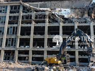 Demolished Work - Building