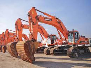 Rent Excavator 200