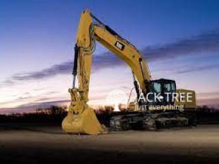 Excavator for rent - 200