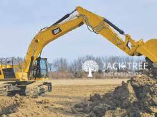 Excavators for Rent in Sri Lanka