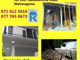 Ruhansa Construction (Pvt) Ltd - Concrete Slab Construction