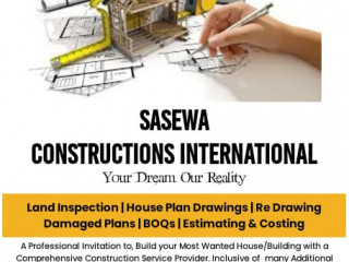 All types of Construction Services are provided throughout Sri Lanka